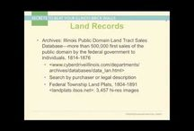 Illinois Genealogy Resources / Illinois  Genealogy Research Resources