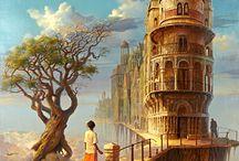 las  maravillas de la  imaginacion