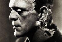 Golden Age Terror Movies & Actors