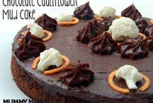 Decadent desserts / Desserts that will tickle one's taste buds.  / by Inger Ohlsson