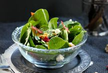 Recipes: Soup and Salads