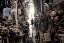 Mercadão - O São José / Gente, momentos, texturas no Mercado de São José em Recife, Pernambuco - Brasil.