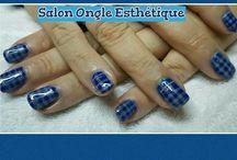 Gel tartan Salon Ongle Esthétique