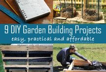 In the Garden / Vegetable gardening, yard work, victory gardens, DIY projects, and everything else cultivate to plate.