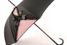 Umbrellas/Parasols / One of my obsessions