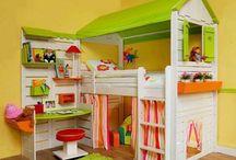 Playhouse & Playroom Inspiration