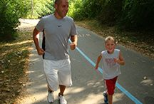 Running and Walking / Hendricks County Parks & Recreation hosts several runs and walks throughout the year. Learn more at http://www.hendrickscountyparks.org
