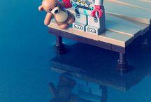 Lego's as a therapeutic tool / Lego Bricks used as a therapeutic tool