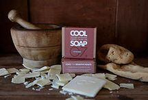 Cool Soap / Natural handmade Greek oil soap