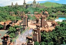 Sun City / Oh well...I have heard of Durban and Cape Town, but then...there is something about Sun City. #RepresentingNW