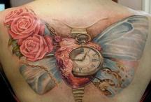 tatoos / by Rebecca Jones