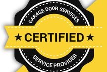 Best Manufacturers / Working with the industry's top manufacturers enables us to cover almost all the makes and models of the garage door used in commercial and residential sectors. We inspect your garage door and then take the suitable action.