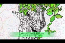Tell me a STORY / little teaching videos from Designing Fairy and TELL ME A STORY photo/writing series.
