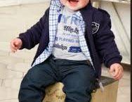 ropa de niño fashion