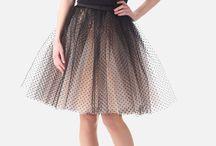 ELSKA ❤ Fanfaronada / tutu skirts from Fanfaronada