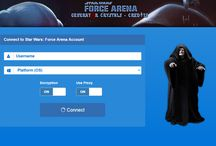 Star Wars Force Arena Hack Tool - Online Generator / Get Unlimited Crystals and Credits If you dont know how to use the Hack cheats Tool online generator for Star Wars Force Arena - you will see instructions below.