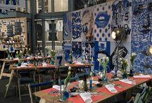 Zürich meets Lodon / A festival of twio Cities. #Festival in #London mit Konzerten, Vorträgen, Essen, Trinken, Kunst und Kultur, das den Austausch zwischen zwei europäischen Metropolen fördert. Bauwerk Parkett war auch mit dabei.