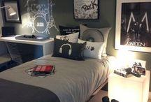 Teen Boys Bedrooms