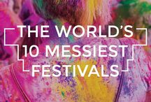 Festivals - Top 10 Travel Lists
