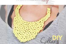 DIY Jewellery / En este tablero encontraras accesorios y complementos muy faciles de hacer, en el tienes el tutorial paso a paso. blog www.miscelaneadiy.com
