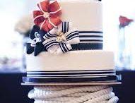 Nautical theme wedding :)