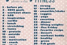 January Fitness Challenges