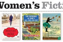 Best Books 2013: Women's Fiction / by Library Journal