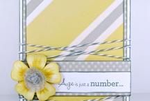 Card Sketches / by Jill Elmer