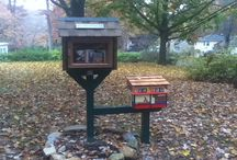 Free Little Libraries I love  / by Colleen Marquez