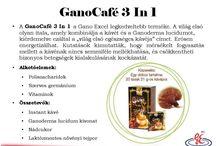 LaciGanoexcel Ganoderma kávé / Szponzor neve: Rácz László Szponzor kódja: HU 5472004 Vásárlás és törzsvásárlói regisztráció esetén webáruház linkje:http://www.ganoexcel.com/index.html GANO CAFE 3in1 A gazdag, robusztus ízét Ganocafe általában elég meggyőzni a saját. De van több - így sokkal több! Úgy hívják Gano Cafe 3 az 1-ben. És ez egy egyedülálló keveréke hozta neked kizárólag Gano Excel.
