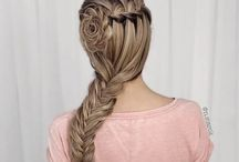 Hairstyles to Try -  Women's Styles / These hairstyles are all so soft and pretty, I can't wait to do some DIY braids and give these all a try!    Do you love these too and want to see a tutorial for any of them up on HairByLori.com?  Let me know in the comments and I'll add it to my list of hair tutorials to do!