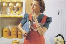 Nostalgic Homemaking / by Dawn Rivera