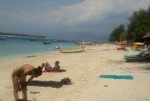 from Gili with love / island gili#beautyisland#damn i love indonesia