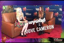 Sylwia Lipka|Wywiad Z Dove Cameron<3