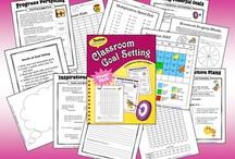 Goal Setting Lesson Plans / Lesson plans for goal setting. Goal setting for the classroom. / by Ryan Celestain {Youth Speaker}