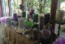 Dessert Tables & Candy Buffets / by Ayanna Batchand-Rowe