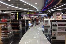 Airport Retail Design / Retail Fixtures | Retail Shelving | Retail Display | Commercial Equipment | Airport Stores | Sports Equipment Stores | Retail Design | Fixture Design | Design & Manufacture by the worlds leading shop equipment and solutions provider | HMY Group, your global shopfitting partner