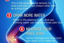 remedie for knee pain