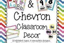 Classroom decoration / by Ashley Fitzgerald