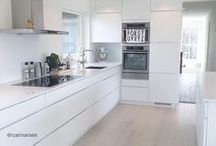 cucine bianchi