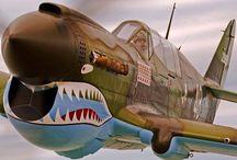 Aircrafts - WW2 Warbirds