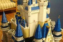 Lego / Gaat over lego kuntswerken