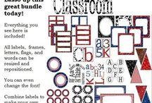 ClassroomThemes / Classroom themes