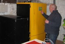 Commercial Biomass Heating / A range of Biomass Heating options for commercial business premises.
