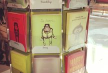 Cards in the Wild / See greeting cards in their natural habitat.. Everywhere!