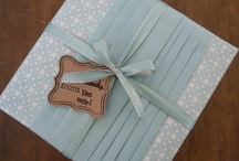 Gift card and wrap
