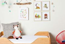 Modern kidsroom and nursery rooms / I'm in love with modern child room ideas and designs, so let me collect some beauties for you Mums as well :)