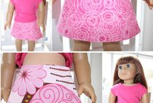 doll clothes / by Laraine Eddington