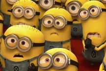 Minions / Minions, lots and lots of Minions
