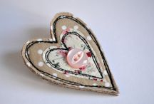 ...brooches...